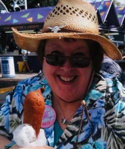 Judy Laing Corn Dog